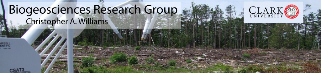 Biogeosciences Research Group
