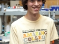 Jesse Watts-Russell Major: Biology and Chemistry Year: 2015