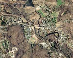 fisherville aerial