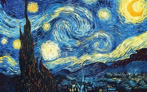 Van Goghs The Starry Night