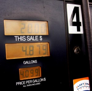 """No wonder $20.00 won't even get us 5 gallons of gas – this is the """"death"""" pump!"""